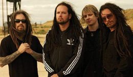 Korn Tickets